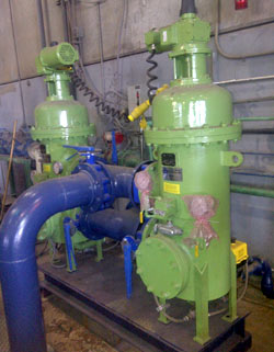 automatic strainers